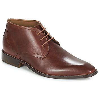 Shoes Men Brogue shoes André PIO Brown