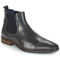 Shoes Men Mid boots André PLEO Grey