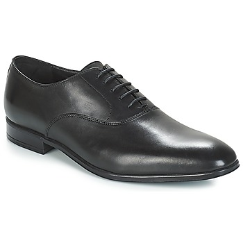 Shoes Men Brogue shoes André PALERMO Black