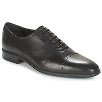 Shoes Men Brogue shoes André ASCOLI Black