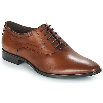 Shoes Men Brogue shoes André MILORD Brown