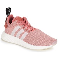 Shoes Women Low top trainers adidas Originals NMD R2 W Pink