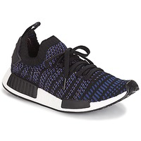 Shoes Women Low top trainers adidas Originals NMD R1 STLT PK W Black