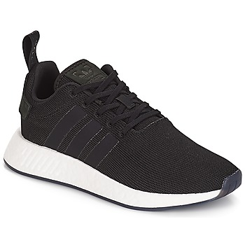 Shoes Low top trainers adidas Originals NMD R2 Black