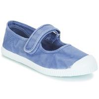 Shoes Girl Ballerinas André LA BLEUETTE Blue