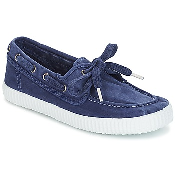 Shoes Boy Loafers André LE NAVIRE Marine