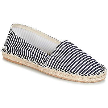 Shoes Women Espadrilles André JAMAIQUE Striped / Blue