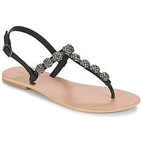 Shoes Women Flip flops André LAHORI Black