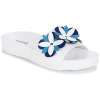 Shoes Women Mules André GARDENIA Blue