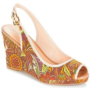 Shoes Women Sandals André JULIETTA Taupe