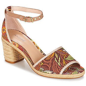 Shoes Women Sandals André JAKARTA Multicoloured