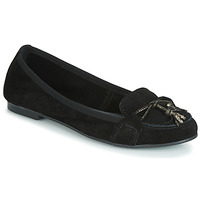 Shoes Women Ballerinas André COQUETTE Black