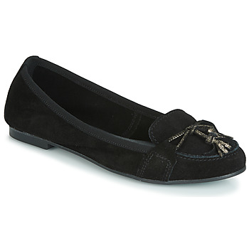 Shoes Women Loafers André COQUETTE Black