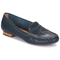 Shoes Women Loafers André DORY Marine