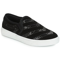 Shoes Women Slip ons André LOUXOR Black