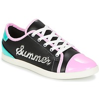 Shoes Women Low top trainers André LIMONADE Black