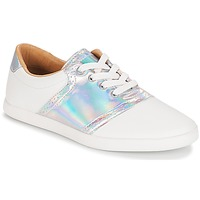 Shoes Women Low top trainers André LIZZIE White