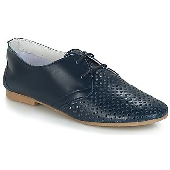 Shoes Women Derby shoes André DELICATESSE Marine