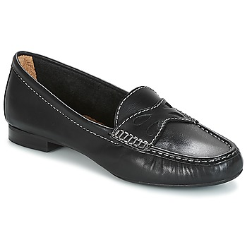 Shoes Women Loafers André DORY Black