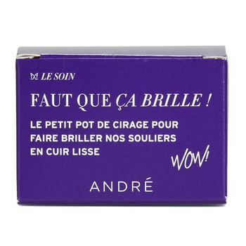 Accessorie Shoepolish André POMMADIER Beige