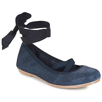 Shoes Girl Ballerinas André ELEANOR Marine