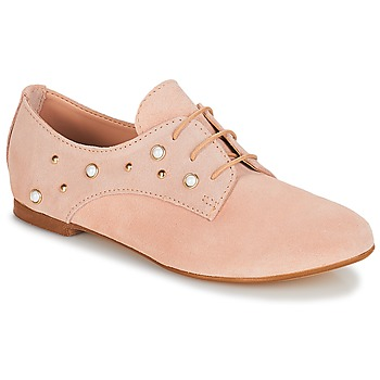 Shoes Girl Derby shoes André PERLA Pink