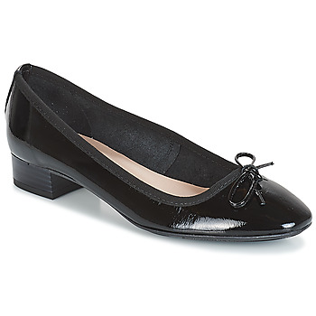 Shoes Women Ballerinas André PAROSA Black