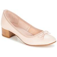 Shoes Women Ballerinas André POETESSE Beige
