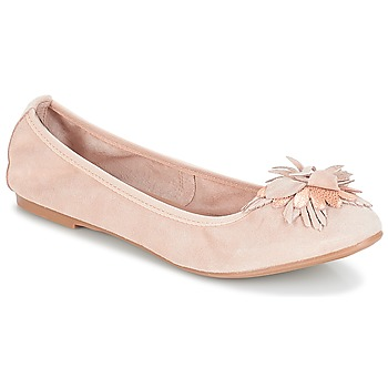Shoes Women Ballerinas André DAHLIA Nude