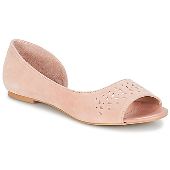 Shoes Women Ballerinas André HELIA Pink