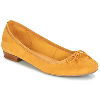 Shoes Women Ballerinas André CINDY Yellow