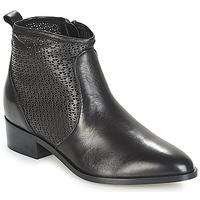 Shoes Women Mid boots André AMELIA Black