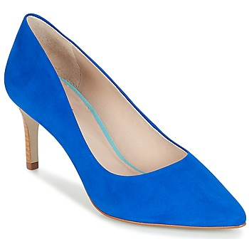 Shoes Women Court shoes André SCARLET Blue