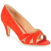 Shoes Women Court shoes André BANJO Red