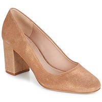 Shoes Women Court shoes André PENSIVE Bronze