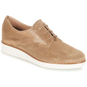 Shoes Women Derby shoes André AMITIE Taupe