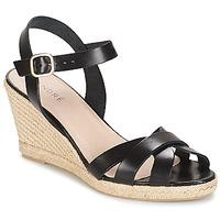 Shoes Women Espadrilles André QUIBERON Black