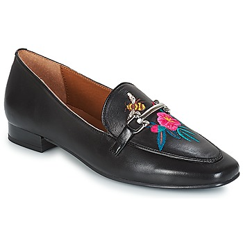 Shoes Women Loafers André HENSON Black
