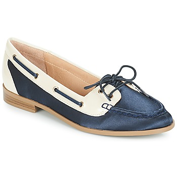 Shoes Women Loafers André NONETTE Marine