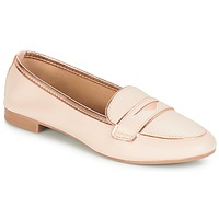 Shoes Women Loafers André CLOCHETTE Nude