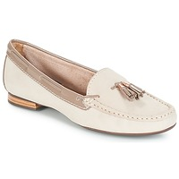 Shoes Women Loafers André DANY Beige