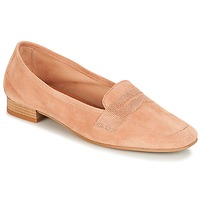 Shoes Women Loafers André NAMOURS Pink