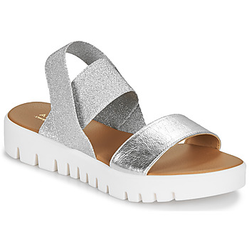 Shoes Women Sandals André EMY Silver