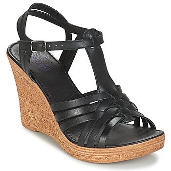 Shoes Women Sandals André FABULEUSE Black