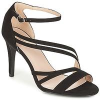 Shoes Women Sandals André FLAMINGO Black