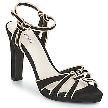 Shoes Women Sandals André ARPEGE Black