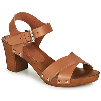 Shoes Women Sandals André BONGO Brown