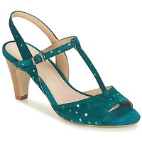 Shoes Women Sandals André BETY Turquoise