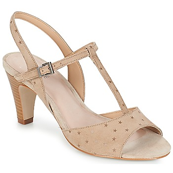 Shoes Women Sandals André BETY Beige