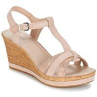 Shoes Women Sandals André ALOE Nude